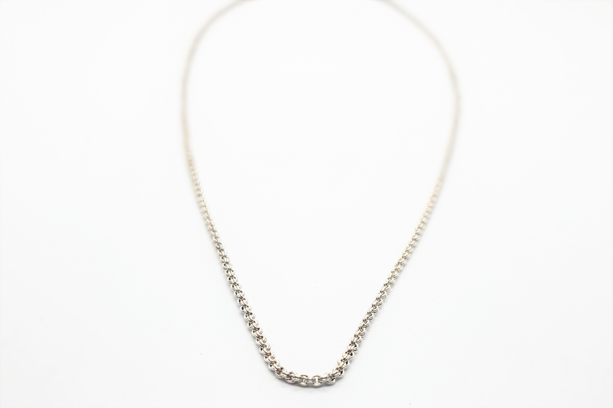 Photo silver necklace 1