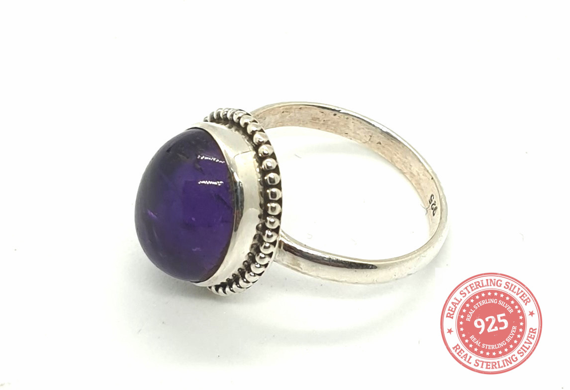 Photo Amethyst ring 1